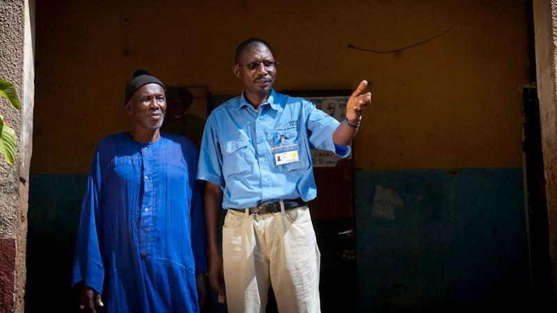 Réinstallation de villages : un accompagnement au bénéfice des habitants