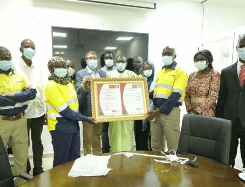 Toutes les mines d'Eramet sont désormais certifiées ISO 14001